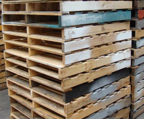 Reconditioned Lightweight Pallets