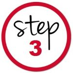 Step 3 Red