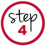 Step 4 Red