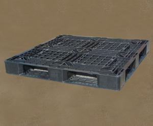 1100mm Square Plastic Pallet