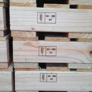 Heat Treated Pallet Certification