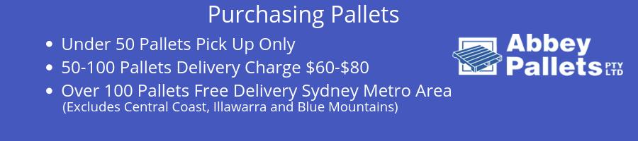Buy Pallets Sydney